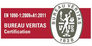 Azienda Certificata Bureau Veritas